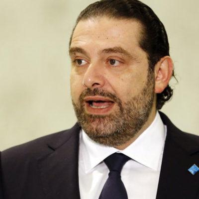 Lübnan Başbakanı Hariri istifasını askıya aldı