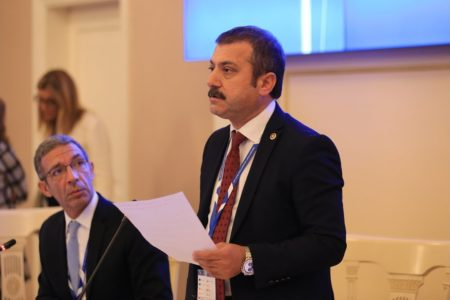 AKP'li Kavcıoğlu: Bu akademisyen ve gazetecilere yaşam hakkı bile vermezler