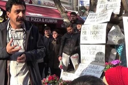 Gözaltına alınan ÇHD Başkanı Kozağaçlı, açlık grevine başladı