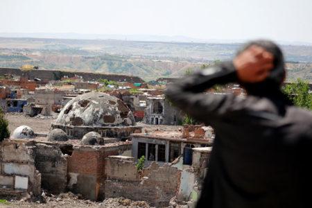 Sur'da 'Toledo' hayali: 40 tescilli tarihi yapı yıkıldı
