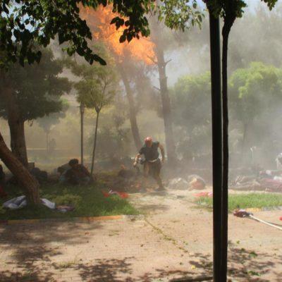 Devlet, Suruç ve Ankara katliamlarının planlandığını biliyormuş