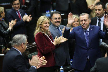 Erdoğan: 17/25 tuzağı başarısız olunca Amerika'da kurdular