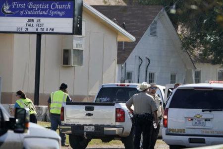 ABD'nin Teksas Eyaleti'nde kilisede saldırı: En az 26 ölü