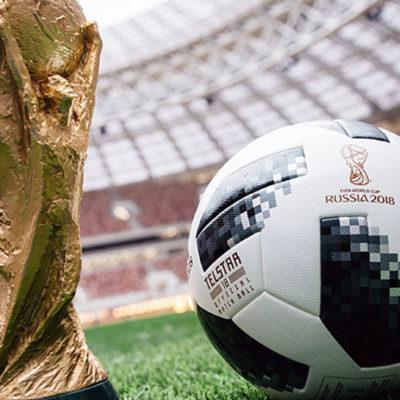 Dünya Kupası'nın resmi topu görücüye çıktı