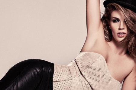 Tülin Şahin, Victoria Secret'ın ilk Türk mankeni oldu