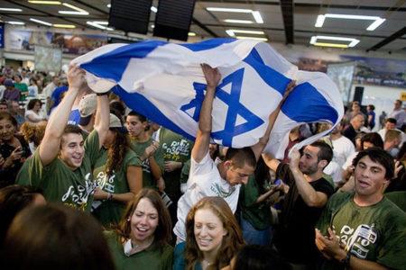 Son bir yılda İsrail'e göçen Türkiyeli Yahudi sayısı iki kat arttı