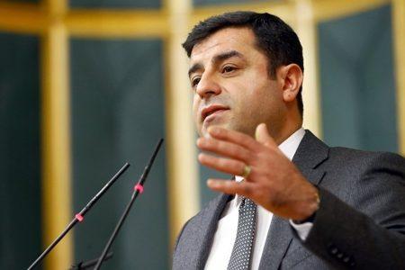 AYM Demirtaş'ın başvurusunu reddetti