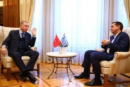 Erdoğan: Kimsenin topraklarında gözümüz yok