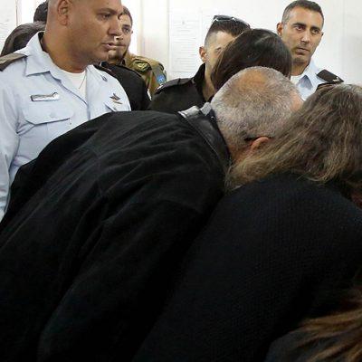Filistin direnişinin sembolü haline gelen Temimi ve ailesinin gözaltı süresi uzatıldı