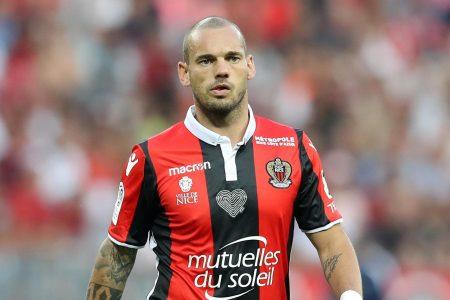 Sneijder'in bileti kesildi!Nice'den ayrılıyor