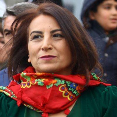 1 yıldır tutuklu bulunan HDP Eş Genel Başkan Yardımcısı Aysel Tuğluk tahliye edilmedi
