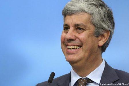 Euro Grubu'nun yeni başkanı Portekizli Centeno