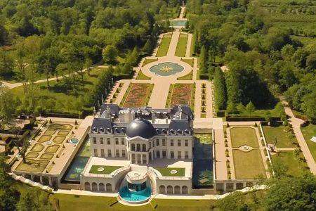 Dünyanın en pahalı evini yolsuzluk operasyonlarını yöneten Prens Muhammed bin Salman'ın aldığı ortaya çıktı