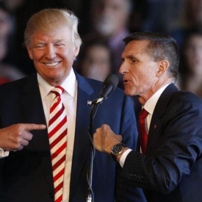 Flynn'in itirafçı olması üzerine Trump'tan ilk açıklama