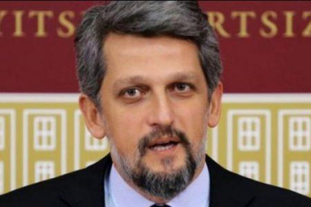 """HDP milletvekili Garo Paylan: """"Güvenlik bürokrasisi iktidarı ele geçirmek üzere"""""""