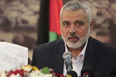 """Haniye'den """"yeni intifada"""" çağrısı"""