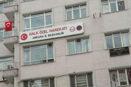 Silahlı milis harekatı HÖH, Ankara'nın göbeğinde dernek kurup üye kayıtlarına başladı