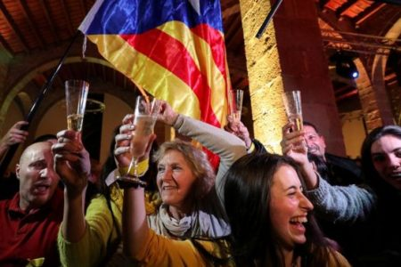 Katalonya bölgesel seçimleri: Bağımsızlık yanlıları çoğunluğu sağladı