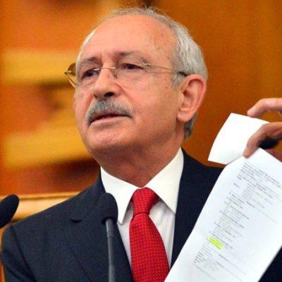"""Kılıçdaroğlu'na """"bedel ödetme"""" soruşturması"""