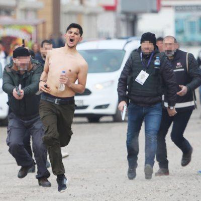 Kemal Kurkut'u öldüren polis göreve iade edilmiş