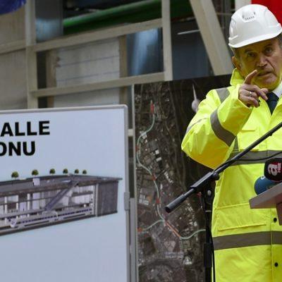Ankara'da maaşlar zor ödendi İstanbul'da metro inşaatı durdu