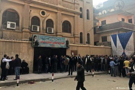 Mısır'da Kıptilere silahlı saldırı