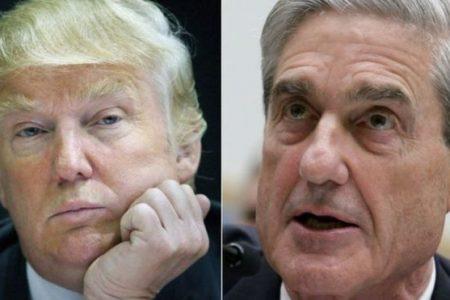 """Trump'tan e-posta yazışmalarını ele geçiren özel savcı Mueller'e: """"Kovmayı düşünmüyorum"""""""