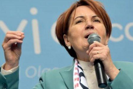 Akşener, Cumhurbaşkanlığı seçimi için tarih verdi