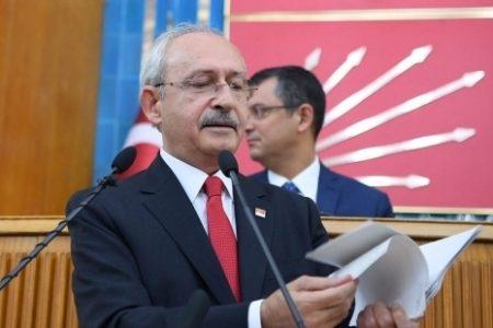 Kılıçdaroğlu hakkında Cumhurbaşkanı'na hakaretten soruşturma açıldı