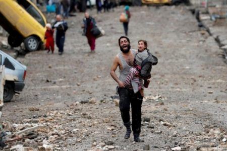Musul kuşatmasında en az 9 bin sivil öldü