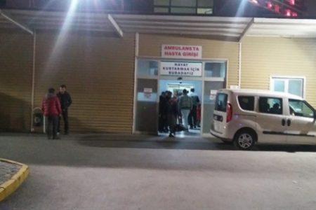 Gaziantep'te okulun bahçesinde top oynayan çocuklara ateş açıldı