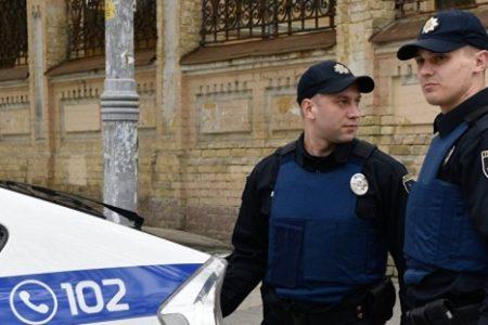 Kiev'de rehine krizi