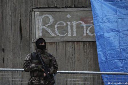 Reina saldırısı davası başladı
