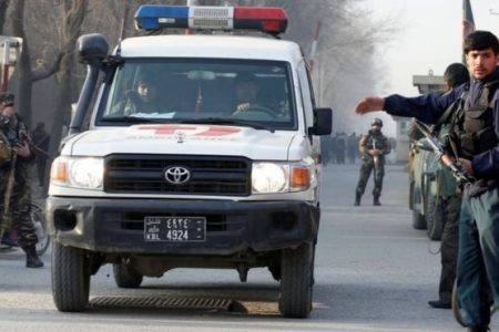 IŞİD'den Afganistan'ın başkenti Kabil'de istihbarat merkezi yakınında intihar saldırısı