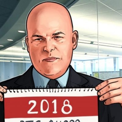 Bitcoin kahininden yeni kehanet