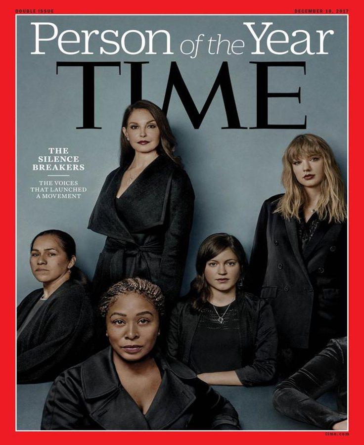 Hollywood'un kadın yıldızlarından cinsel tacize karşı yeni kampanya