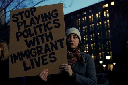 Trump: Göçmenler için aile birleşimi iptal edilsin