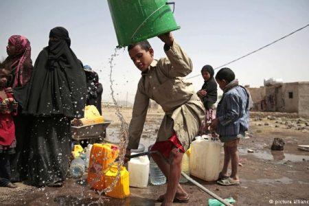 Yemen'de kolera vakaları 1 milyona ulaştı