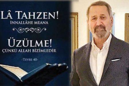 Zarrab'dan 50 milyon Euro rüşvet alan Zafer Çağlayan'dan Tevbe sureli profil resmi