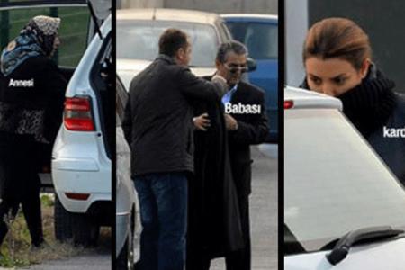 Reza Zarrab'ın ailesi: Asıl ipler babanın elinde, anne mütevazi, abla lükse düşkün