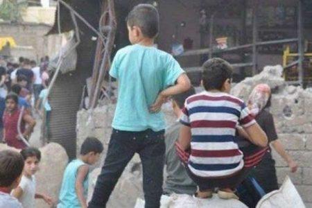 'Afrin'de 11 çocuk yaşamını yitirdi'