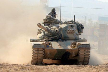 Suriye'de TSK'nın konvoyuna roketatarlı saldırı