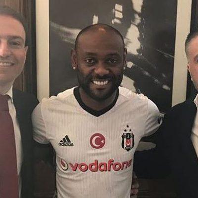 Beşiktaş Vagner Love'u KAP'a bildirdi