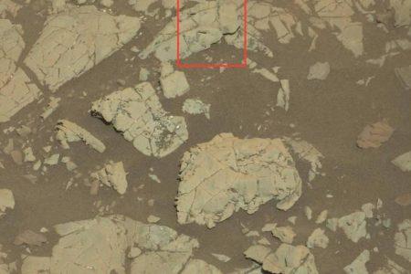 Mars'ta müthiş keşif