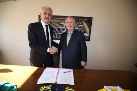 Fenerbahçe'de tarihi anlaşma