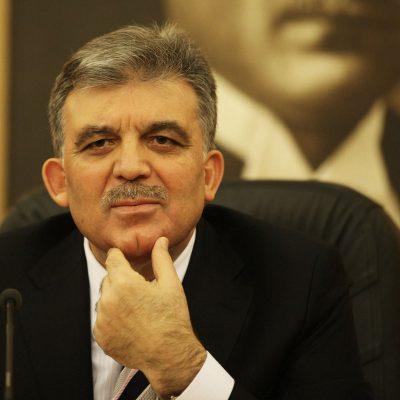 """""""Abdullah Gül adayımız olabilir"""""""