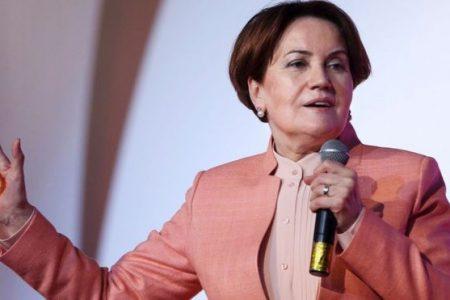 Meral Akşener, ittifak yapabileceği partiyi açıkladı