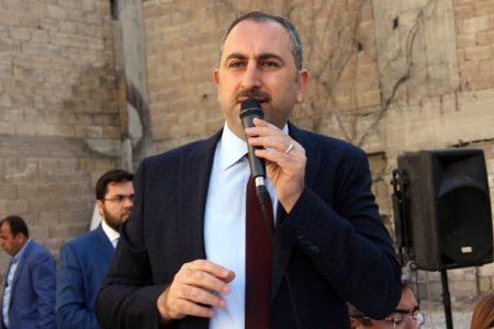 Adalet Bakanı: ABD'deki Atilla davasını Türkiye'nin egemenliğine saldırı olarak değerlendiriyoruz, kabul etmiyoruz