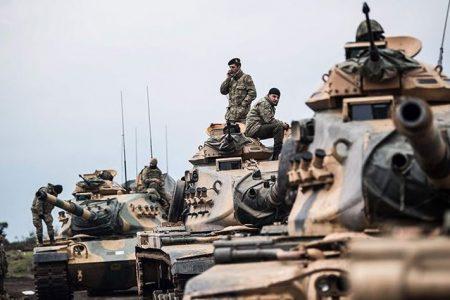 Afrin'de operasyonun 4. günü