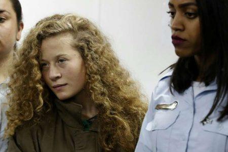 Filistinli aktivist Ahed Tamimi'ye 12 ayrı suçlama